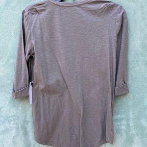 Stillwater Tops - Stillwater Deep V Shirt NWT